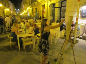 trapani night life