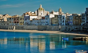 trapani sea view